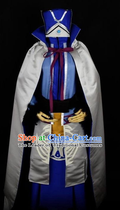 Chinese Traditional Hanfu Cosplay Costume Chinese Cosplay Hanfu Halloween Costume Party Costume Fancy Dress