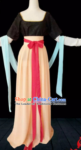 Ancient China Maid Clothing Traditional Costumes High Quality Chinese National Costume Complete Set for Women