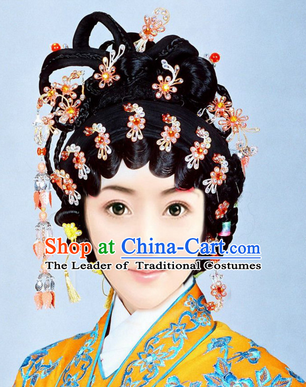 Chinese Princess Phoenix Hair Headwear Crowns Hats Headpiece Hair Accessories Jewelry
