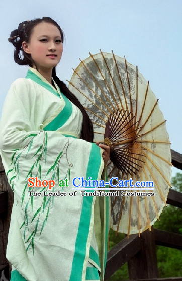 Ancient Chinese Women Princess Dresses Traditional Royal Stage Hanfu Classical Dress National Costumes Clothing Complete Set