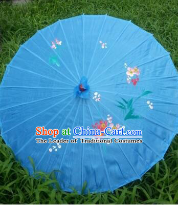 Dancing Umbrella for Children Classic Handcraft Stage Show Umbrella Chinese Traditional Style