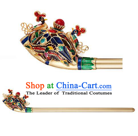 Traditional Korean National Hair Accessories Hair Stick Palace Hanbok Fashion Headwear Hairpins for Women