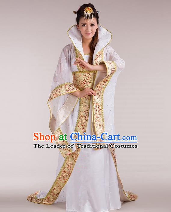 Traditional Ancient Chinese Imperial Emperess Costume Chinese Tang