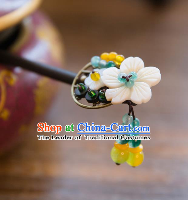 Aisan Chinese Handmade Classical Hair Accessories Hair Stick, China Xiuhe Suit Hairpins Wedding Headwear for Women