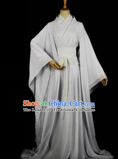 Traditional Chinese Ancient Princess Costume Cosplay Han Dynasty Fairy Young Lady Clothing