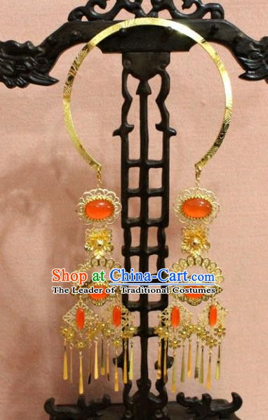 Traditional Chinese Handmade Jewelry Accessories Ancient Bride Necklace Hanfu Necklet for Women