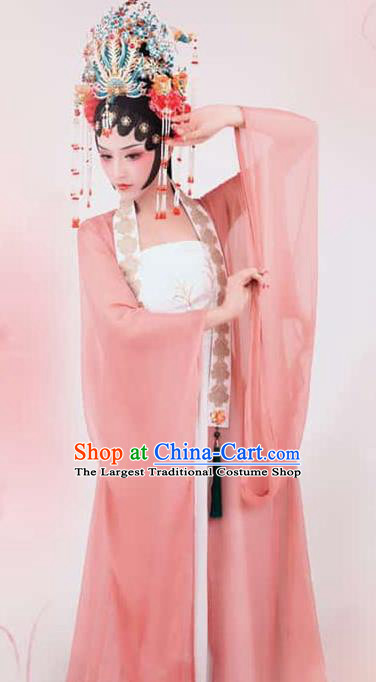Traditional Chinese Beijing Opera Tang Dynasty Imperial Consort Costumes and Headpiece for Women