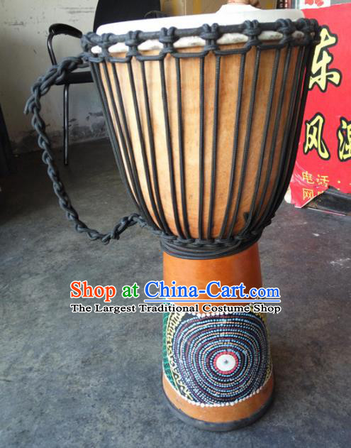 Chinese Traditional Musical Instrument Thailand Tupan Waist Drum