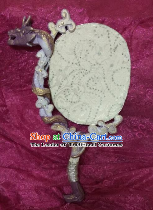 Traditional China Ancient Cosplay Prop Fans for Men