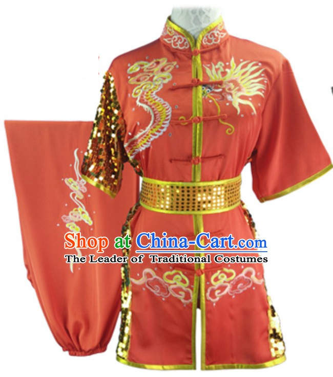 Top Changquan Nanquan Long Fist Southern Fist Best and the Most Professional Kung Fu Martial Arts Clothing Suits