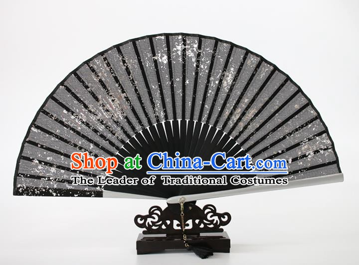 Chinese Traditional Artware Handmade Folding Fans Silk Fans Accordion