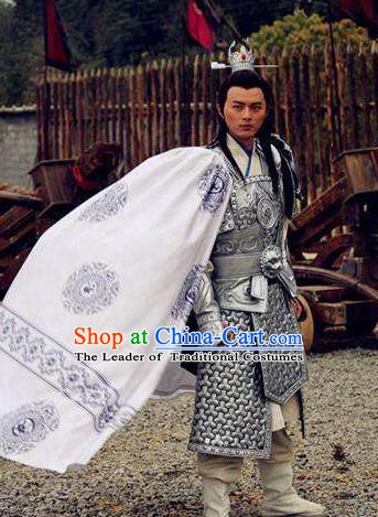 Traditional Chinese Ancient Costume Ancient  Tang Dynasty Hanfu Dress Clothing-