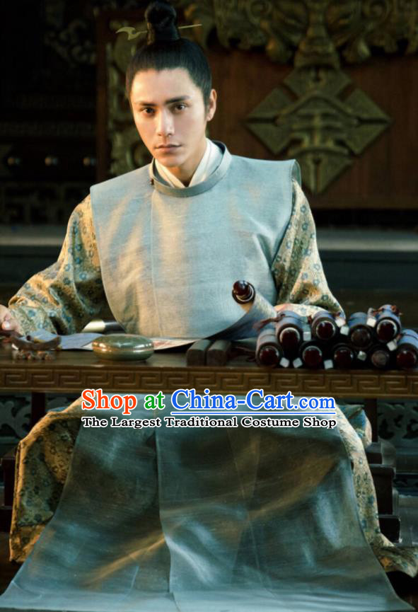 The Rise of Phoenixes Ancient Chinese Swordsman Clothing Tang Dynasty Prince Costumes for Men