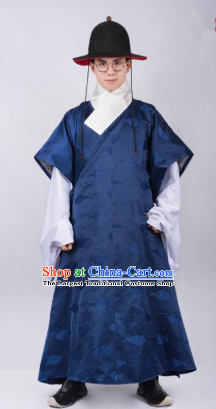 Chinese Ancient Swordsman Clothing Traditional Ming Dynasty Emperor Costumes for Men