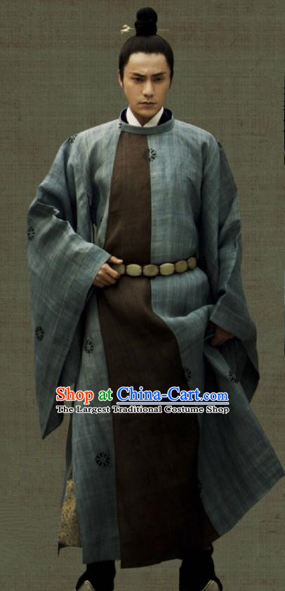 Chinese Tang Dynasty Prince Clothing The Rise of Phoenixes Ancient Royal Highness Costume for Men
