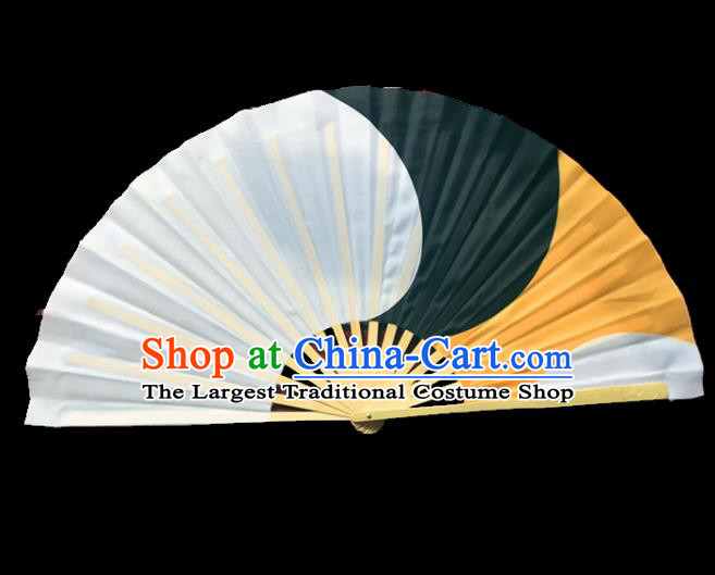 Traditional Chinese Crafts Folding Fan China Folk Dance Fans Tai Chi Fans
