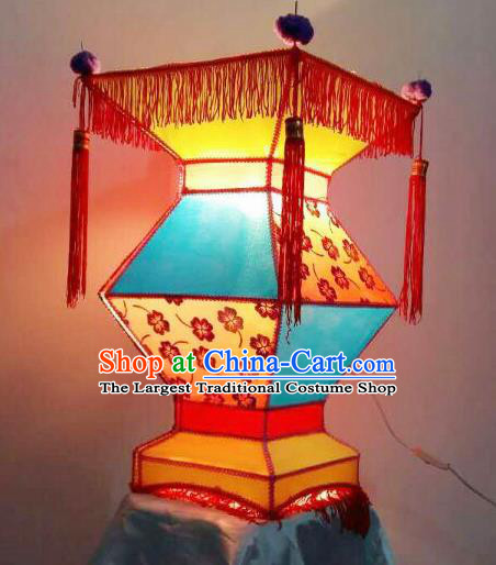 Chinese Handmade Palace Lanterns Ancient Ceiling Lamp Traditional New Year Lantern