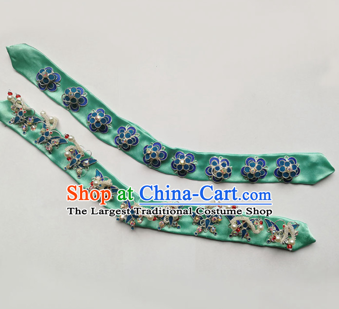 Chinese Ancient Queen Hair Clasp Hairpins Traditional Beijing Opera Diva Hair Accessories for Adults